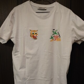 Onitsuka Tiger - オニツカタイガー 半袖 Tシャツ サイズM
