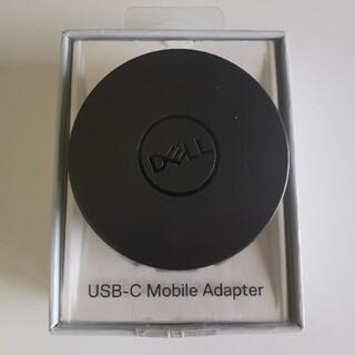デル(DELL)のDELL デル USB-C モバイルアダプタ DA300(PC周辺機器)