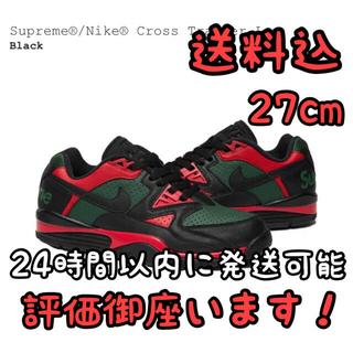 Supreme - 黒 Supreme × Nike Air Cross Trainer 3 Low