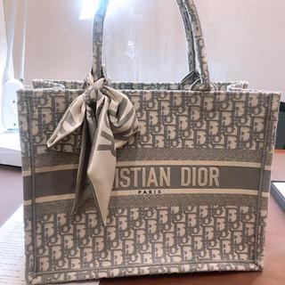 Christian Dior - 美品 dior ブックトート スモール オブリーク
