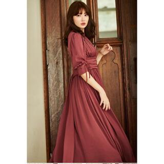Victoria Park Long Dress