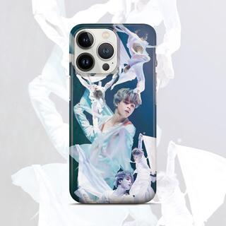 ジミン iPhone13proケース ハードケース 月の神