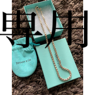 Tiffany & Co. - ティファニーベネチアンネックレス