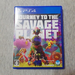 PlayStation4 - JOURNEY TO THE SAVAGE PLANET