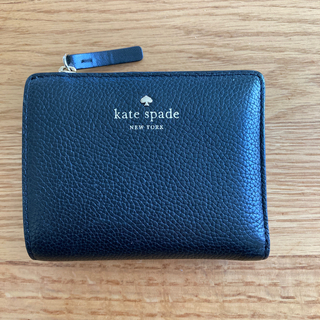 kate spade new york - ケイトスペード 二つ折りコンパクト財布