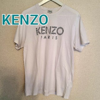 KENZO - KENZOケンゾーロゴプリントTシャツsizeM
