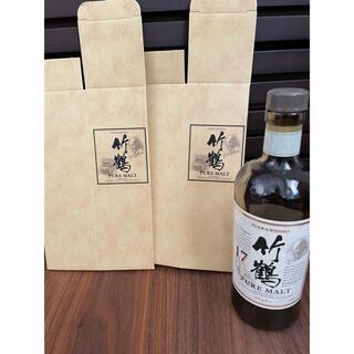ニッカウイスキー(ニッカウヰスキー)の竹鶴17年 カートン (ウイスキー)