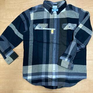 コロンビア(Columbia)のブライターデイ様専用 美品 コロンビア メンズ XL 長袖シャツ(シャツ)