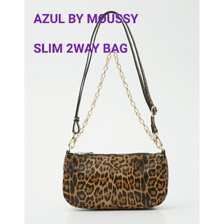 AZUL by moussy - AZUL BY MOUSSY  SLIM 2WAY BAG