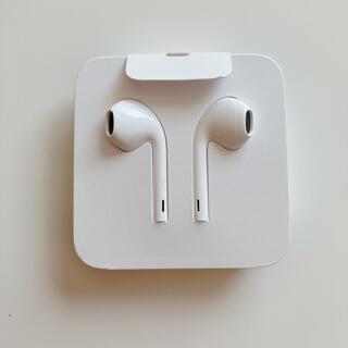 iPhone - iPhone イヤホン イヤフォン 純正 新品未使用