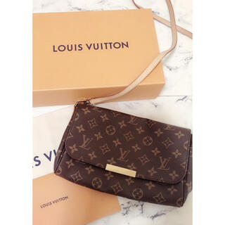 LOUIS VUITTON - ルイヴィトン フェイボリットmm
