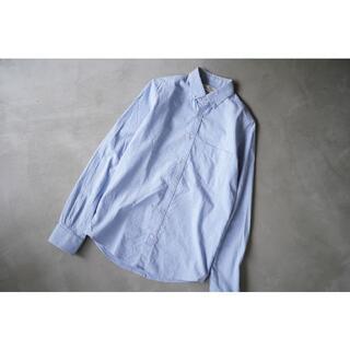ゴールデングース(GOLDEN GOOSE)のGolden Goose ゴールデングース シアサッカーボタンダウンシャツ(シャツ)
