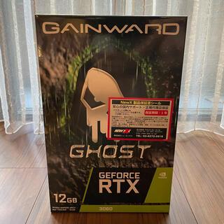 Ghost - グラフィックスボードGeForce RTX 3060 Ghost(LHR)