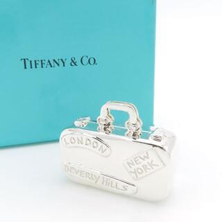 Tiffany & Co. - 希少 美品 ヴィンテージ ティファニー ボストン バッグ ピルケース DD40