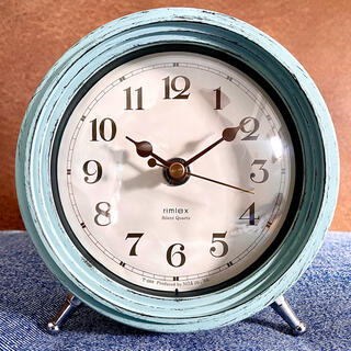 Francfranc - フランフラン置き時計 アンティーク 北欧