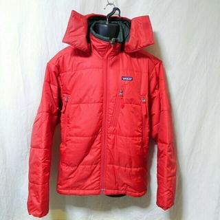 パタゴニア(patagonia)のPatagonia パフジャケット L 未使用品 2002モデル デット(ダウンジャケット)