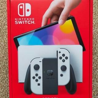 Nintendo Switch - Nintendo Switch (有機ELモデル) ホワイト 本体 新品