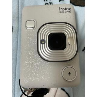 チェキ inrtax mini LiPlay FUJIFILM ホワイト