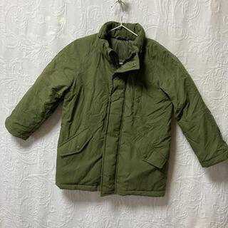 GU - GU (ジーユー)中綿コート ジャケット モッズコート アウター ジャンパー