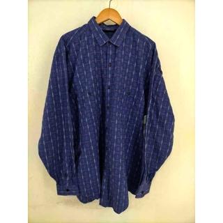 パタゴニア(patagonia)のpatagonia(パタゴニア) ポルトガル製 コットンシャツ メンズ トップス(その他)