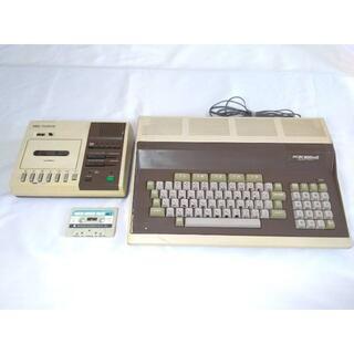 NEC - NEC PC-8001MkII 本体 + データレコーダー セット 動作確認済み