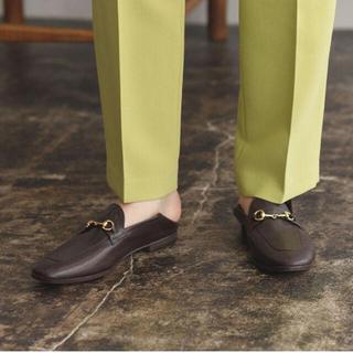 アダムエロぺ(Adam et Rope')のアダムエロペ バブーシュビットローファー(ローファー/革靴)