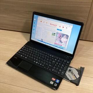 中古ノートパソコンSONY/PCG-61611N /AMD /4GB/HDD32