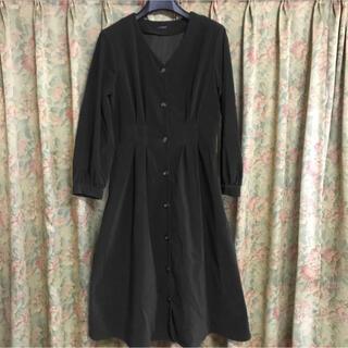 w closet - 【未使用に近い】W closet こんなのあったの?早く着させてロングワンピース
