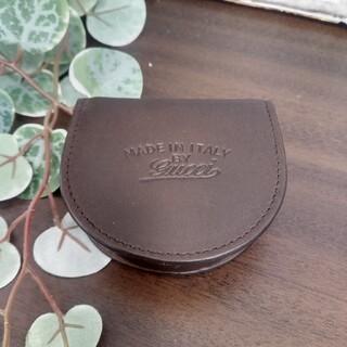 グッチ(Gucci)の【6215R】GUCCI レザーコインケース 型256417(コインケース/小銭入れ)