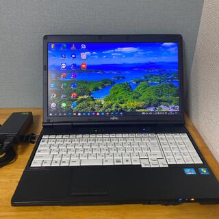 富士通 - Fujitsuノートパソコンおすすめ