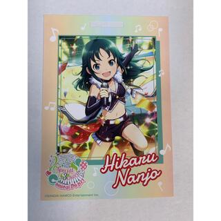 バンダイナムコエンターテインメント(BANDAI NAMCO Entertainment)の卓上カレンダーカード シンデレラガールズ  南条光(カード)