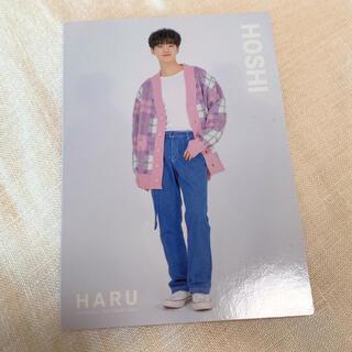 セブンティーン(SEVENTEEN)の【SEVENTEEN】ホシ トレカ HARU(K-POP/アジア)