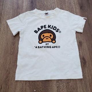 アベイシングエイプ(A BATHING APE)の100Tシャツ エイプ bape kidsマイロ(Tシャツ/カットソー)