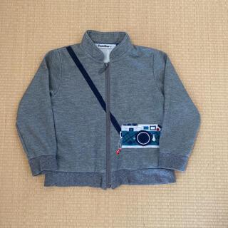 familiar - familiar 羽織り カメラ だまし絵 100
