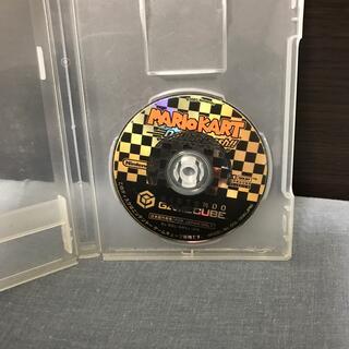 ニンテンドーゲームキューブ - マリオカート ダブルダッシュ ゲームキューブソフト gc マリカ