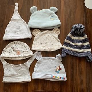 西松屋 - 赤ちゃん 帽子 42cm〜46cm