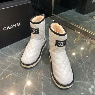 CHANEL  ブーツ