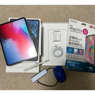iPad - 美品 iPad  Pro 11インチ 64GB WiFiモデル、ペン他フルセット