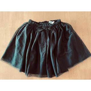 エイチアンドエム(H&M)のH&M チュールスカート 130 (スカート)