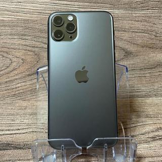 iPhone - iPhone 11 Pro ブラック SIMフリー 送料無料