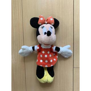ミニーマウス(ミニーマウス)のミニー ぬいぐるみ マグネット ディズニーランド(キャラクターグッズ)