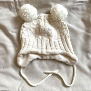 H&M - H&M ベビー帽子 ニット帽
