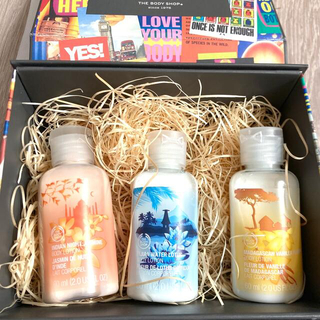 THE BODY SHOP - 【新品】ボディローション 3点セット THE BODY SHOP