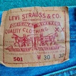 Levi's - 501XX バレンシア 90年代 501Regular made in USA