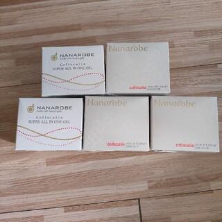 コンビ(combi)のナナローブ スーパーオールインワンジェル 5個set(オールインワン化粧品)