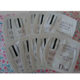Dior - Diorカプチュールトータルセルエナジースーパーセラム試供品
