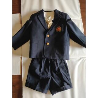 ミキハウス(mikihouse)のキッズ スーツ サイズ110~115 ミキハウス(ドレス/フォーマル)