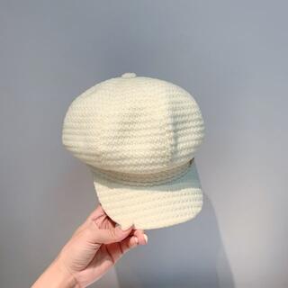 セリーヌ(celine)の限定CELINE八角帽a6(ハット)
