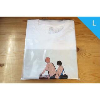 Design Tshirts Store graniph - L 時をかける少女 グラニフ コラボTシャツ 細田守監督