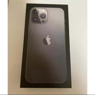 iPhone - iPhone 13 Pro Max 256GB グラファイト SIMフリー